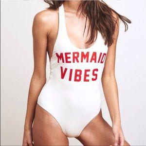 ✨NWT Spiritual Gangster Mermaid Vibes Swimsuit✨
